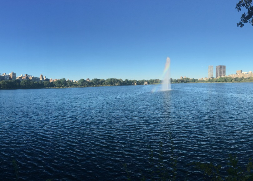Jackie Onassis Reservoir ©2016 Marco Coulter