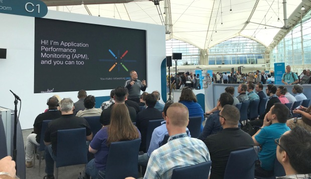 DevNet-1237 Cisco Live 2019 CLUS19 Marco Speaking – Version 2
